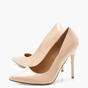 BOOHOO - Stiletto Heel Court Shoes